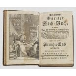 """""""Das allerneueste Pariser Koch-Buch (...) nebst""""Das allerneueste Pariser Koch-Buch (...)"""
