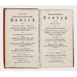 """""""Allgemein brauchbares Kochbuch oder Anweisung""""Allgemein brauchbares Kochbuch oder Anwei"""