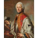 Johann Jakob SchmitzPortrait of a Knight of the Teutonic Order, possibly Ferdinand Caspar