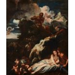 Lieven Mehus, attributed toAcis, Galatea, and Polyphem