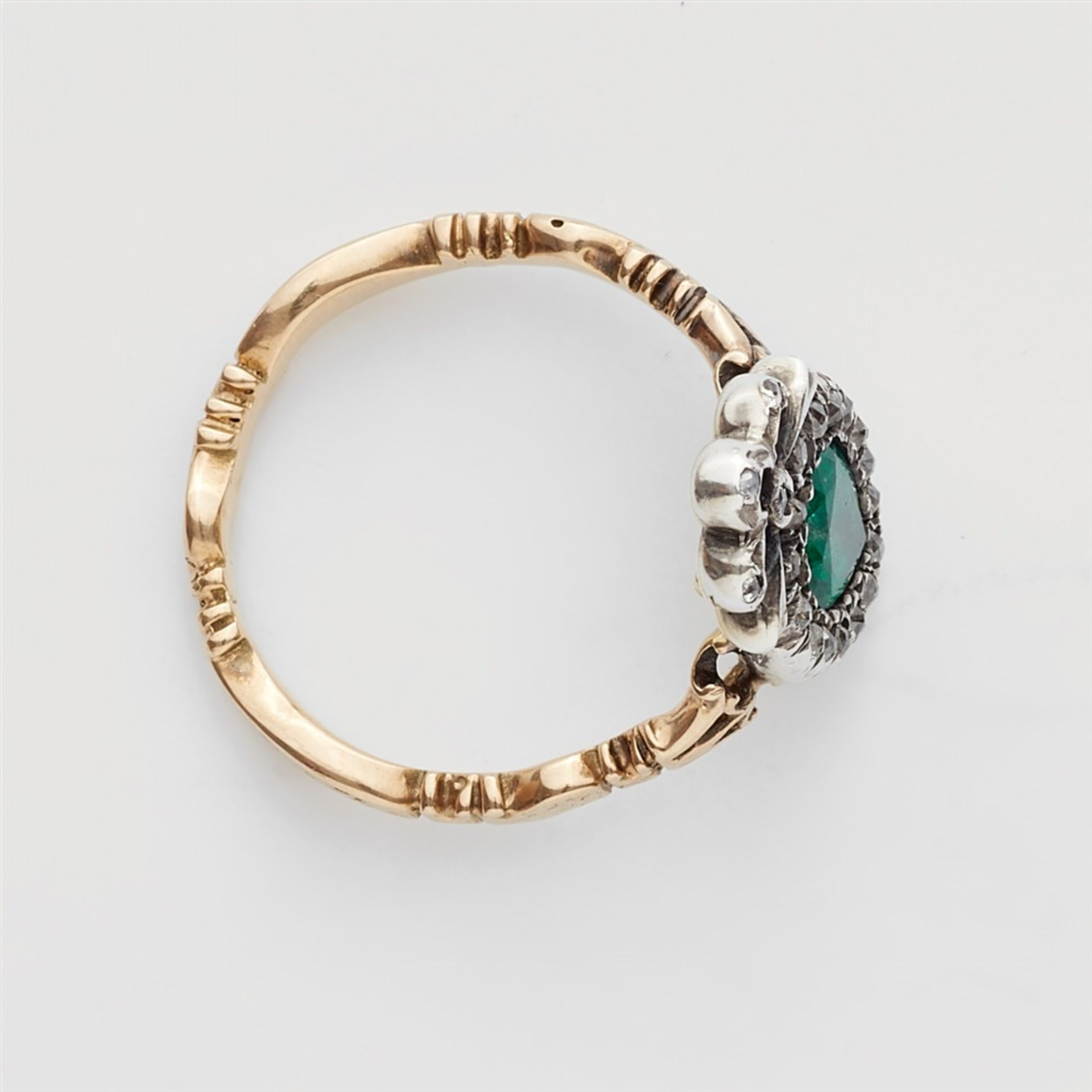 George III-Claddagh-Ring - Bild 4 aus 6