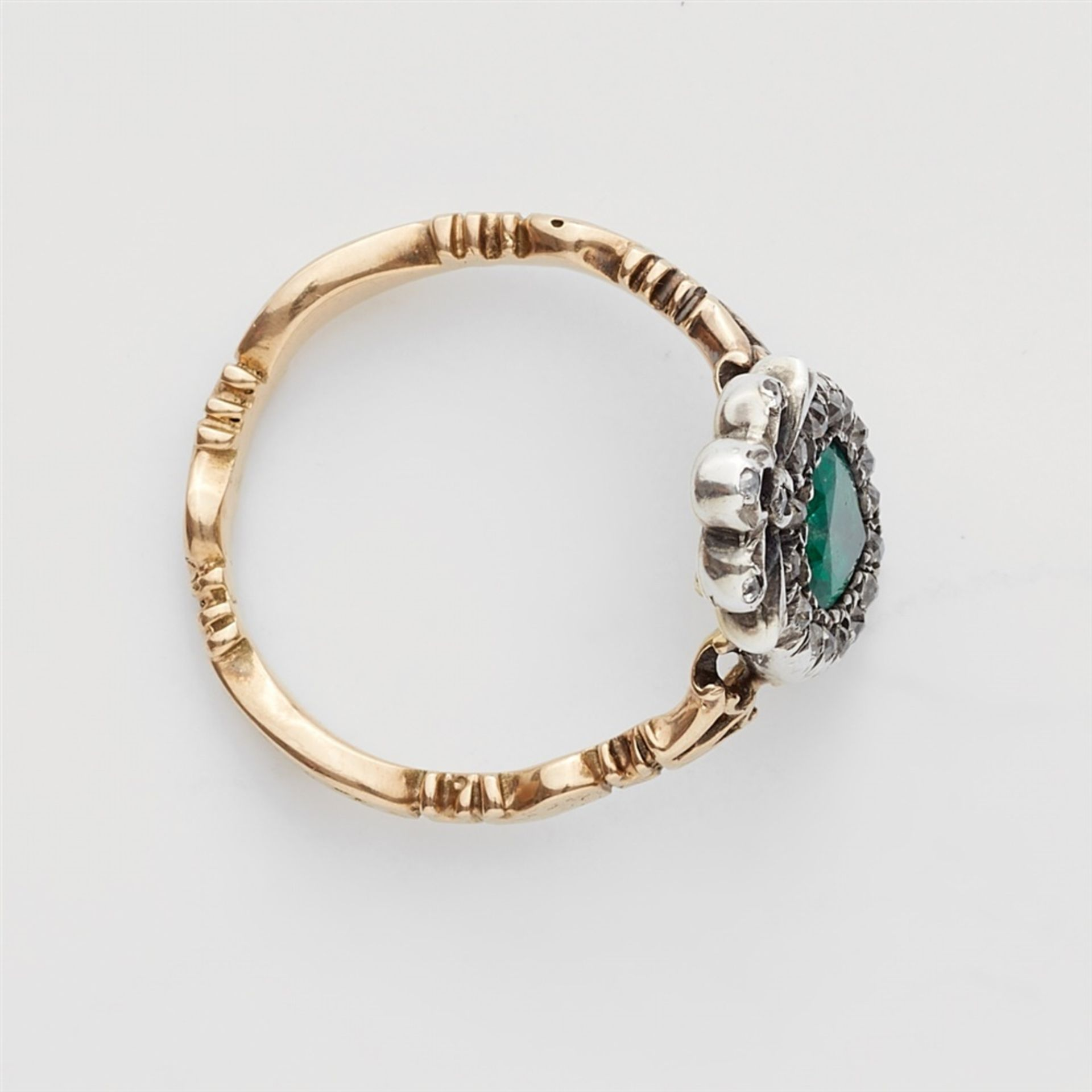 George III-Claddagh-Ring - Bild 6 aus 6