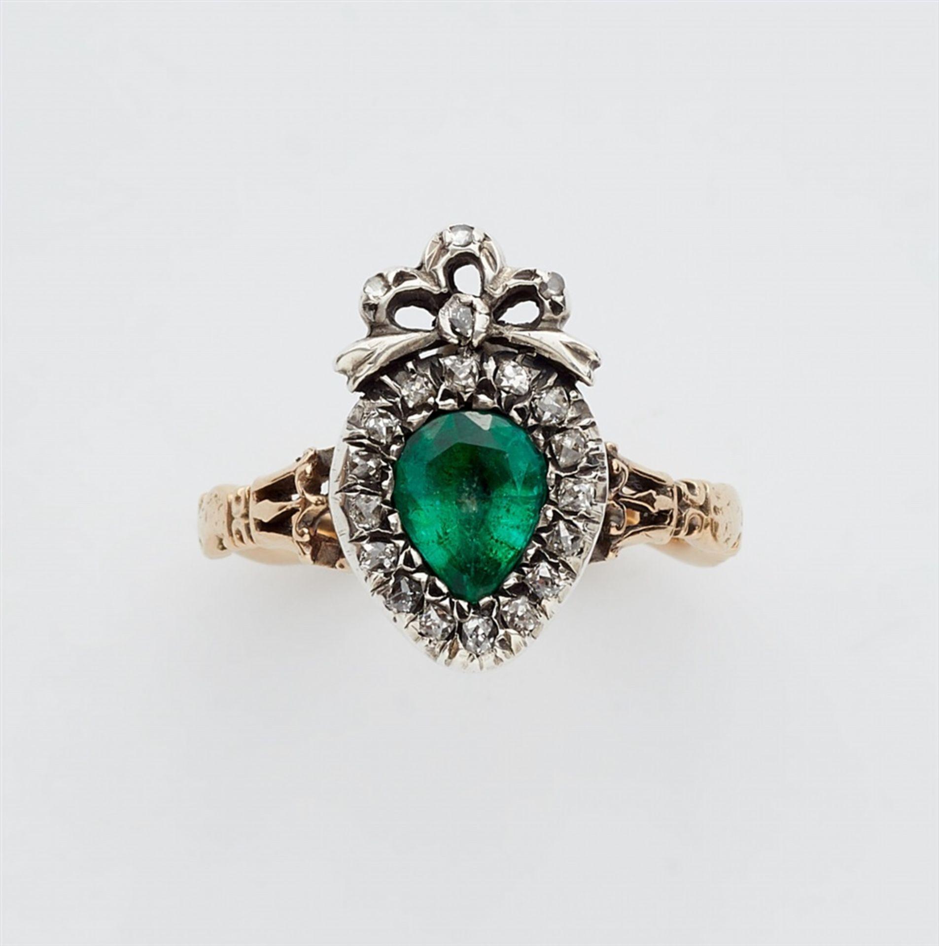 George III-Claddagh-Ring
