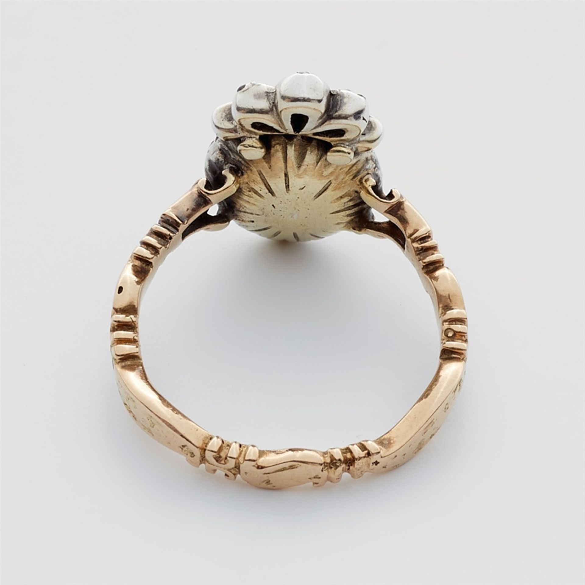 George III-Claddagh-Ring - Bild 5 aus 6