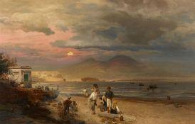Oswald AchenbachGolf von Neapel