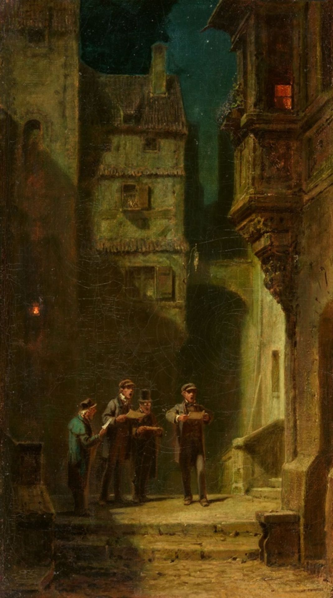 Carl SpitzwegDas Quartett