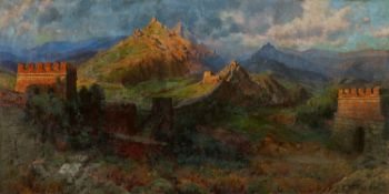 Carl WuttkeDie Chinesische Mauer