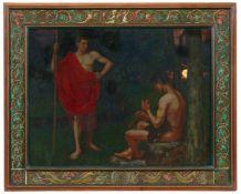 Hans ThomaApoll und Marsyas