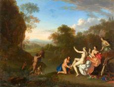 Cornelis van Poelenburgh, zugeschriebenBad der Diana