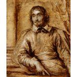 Anthony van Dyck, WerkstattPorträt des Abtes Alessandro Scaglia