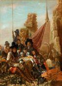 Nicolaes van GalenRastende Herren