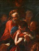 Lombardischer Meister des 17. JahrhundertsDie Rückkehr des verlorenen Sohnes