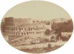 Robert MacphersonBlick vom Palatin auf das Kolosseum