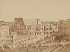 James AndersonBlick vom Palatin auf das Kolosseum
