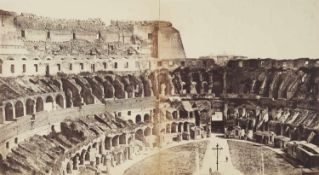 Tommaso CuccioniInnenansicht des Kolosseums