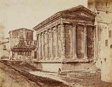 Eugène ConstantDer Tempel der Fortuna Virilis