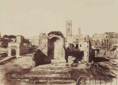 Giacomo CanevaTempel der Venus und der Roma