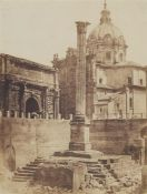 Giacomo CanevaPhokas-Säule, Forum Romanum