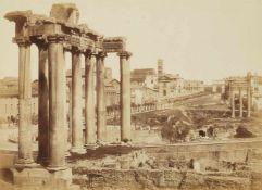 Tommaso CuccioniTempel des Saturn, Forum Romanum