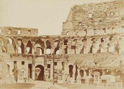 AnonymInnenansicht des Kolosseums