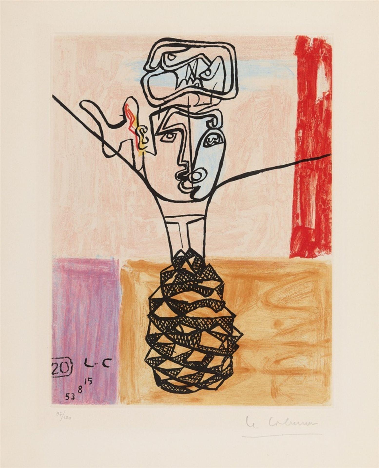 Le Corbusier (Charles-Édouard Jeanneret)Unité - Bild 20 aus 27