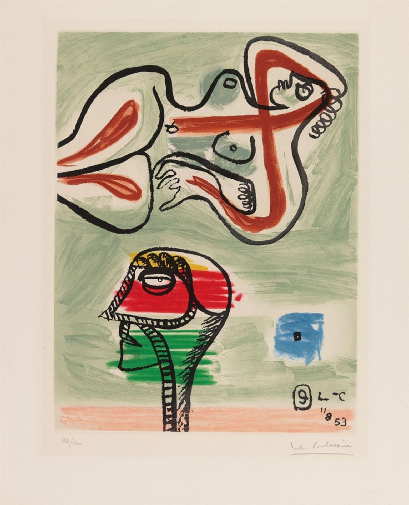 Le Corbusier (Charles-Édouard Jeanneret)Unité - Bild 4 aus 27
