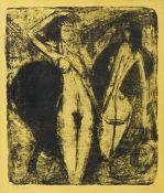Ernst Ludwig KirchnerTanzende Akte