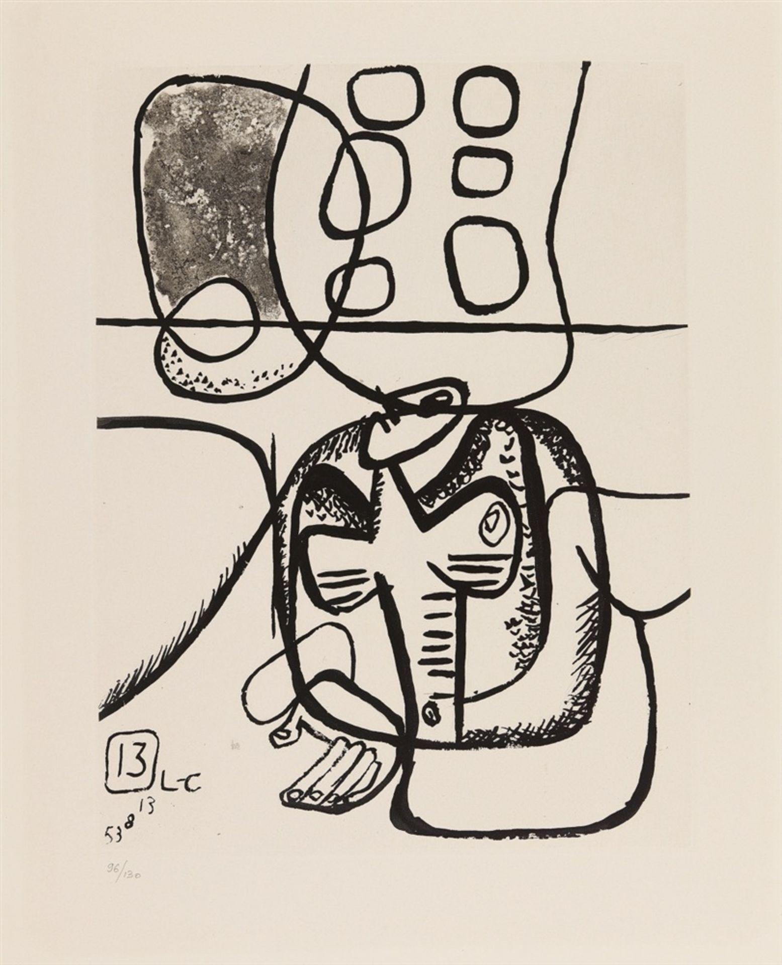 Le Corbusier (Charles-Édouard Jeanneret)Unité - Bild 9 aus 27