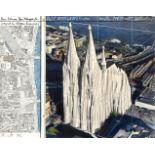 ChristoMein Kölner Dom, Wrapped