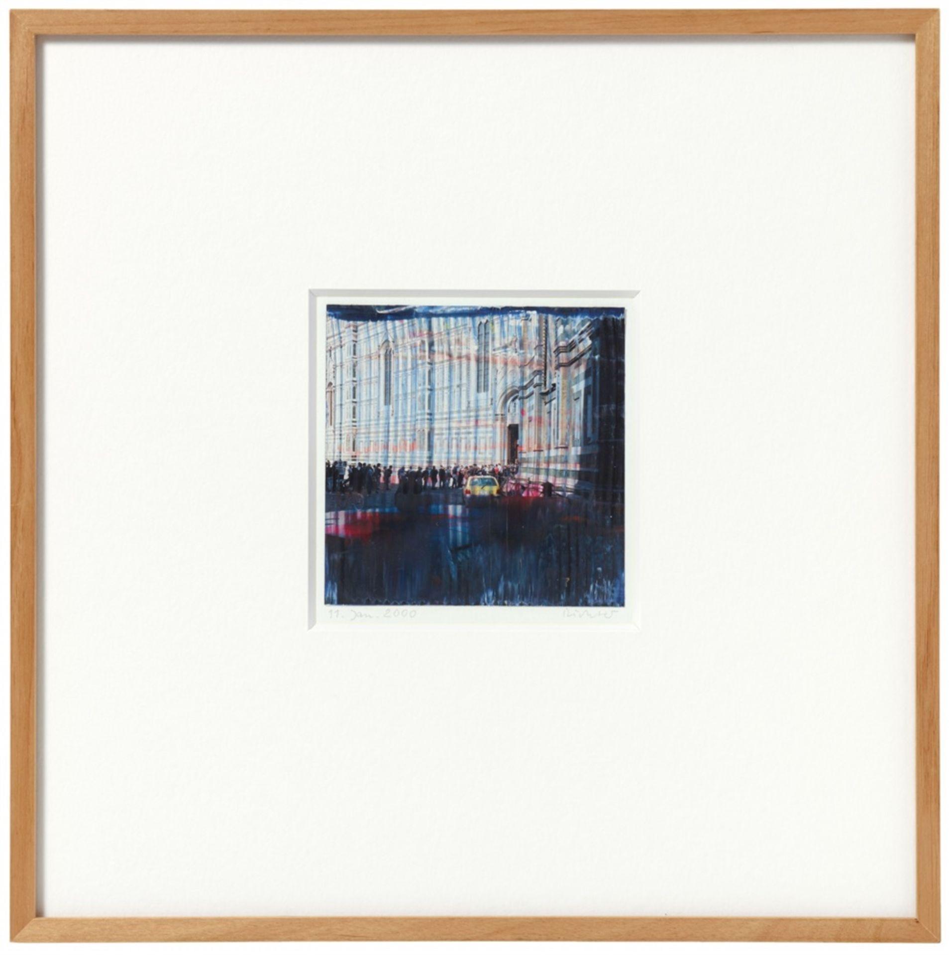 Gerhard Richter11. Jan. 2000 (Firenze) - Bild 2 aus 2