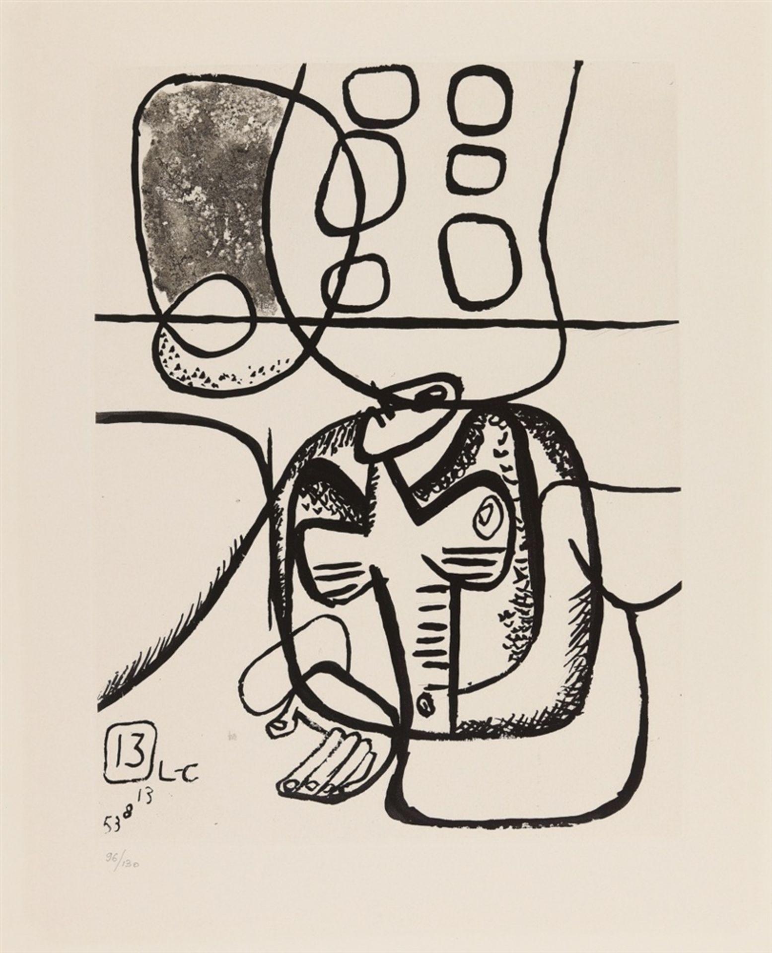 Le Corbusier (Charles-Édouard Jeanneret)Unité - Bild 13 aus 27