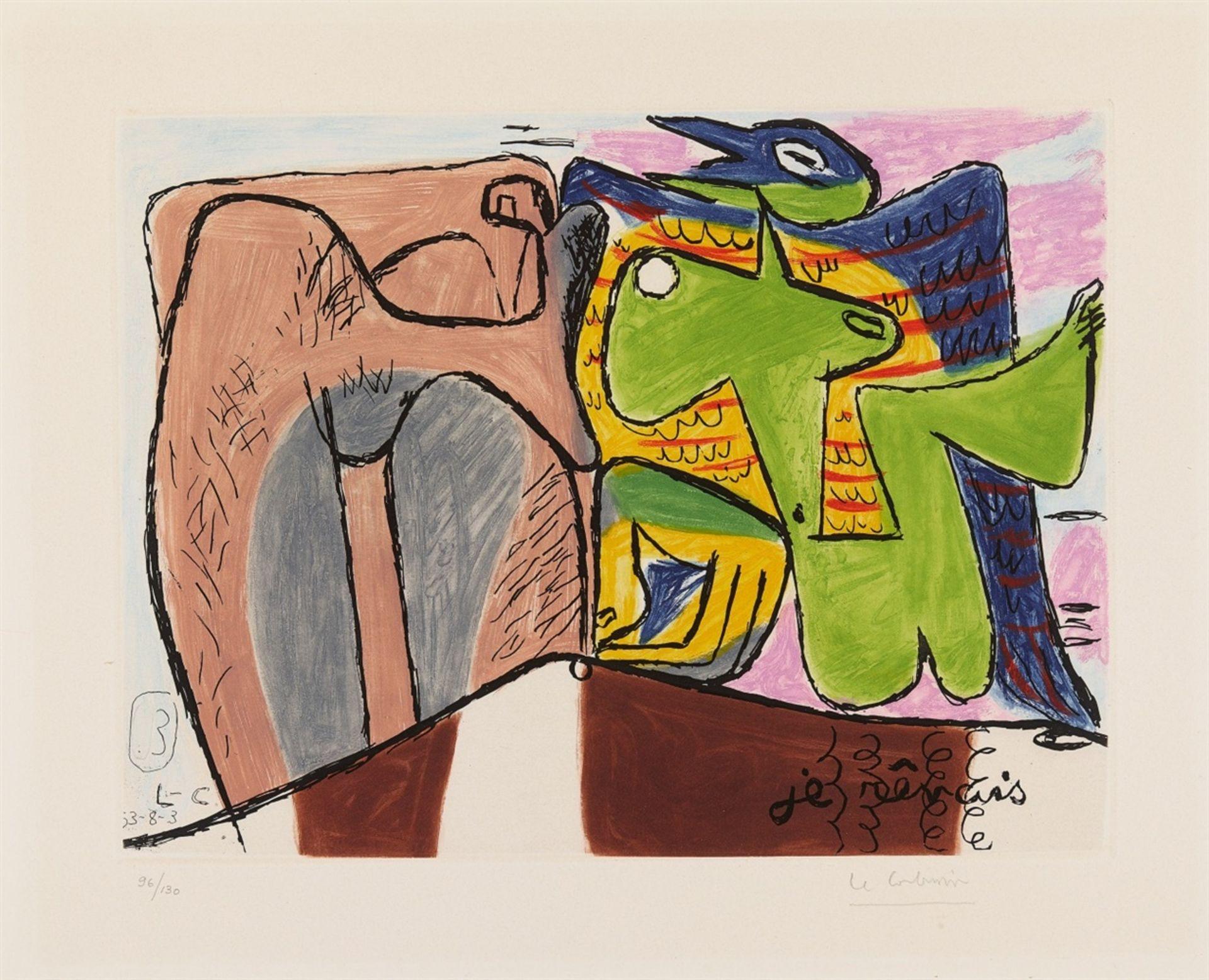 Le Corbusier (Charles-Édouard Jeanneret)Unité - Bild 26 aus 27