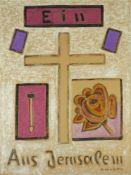 Bruno GollerEin Kreuz aus Jerusalem