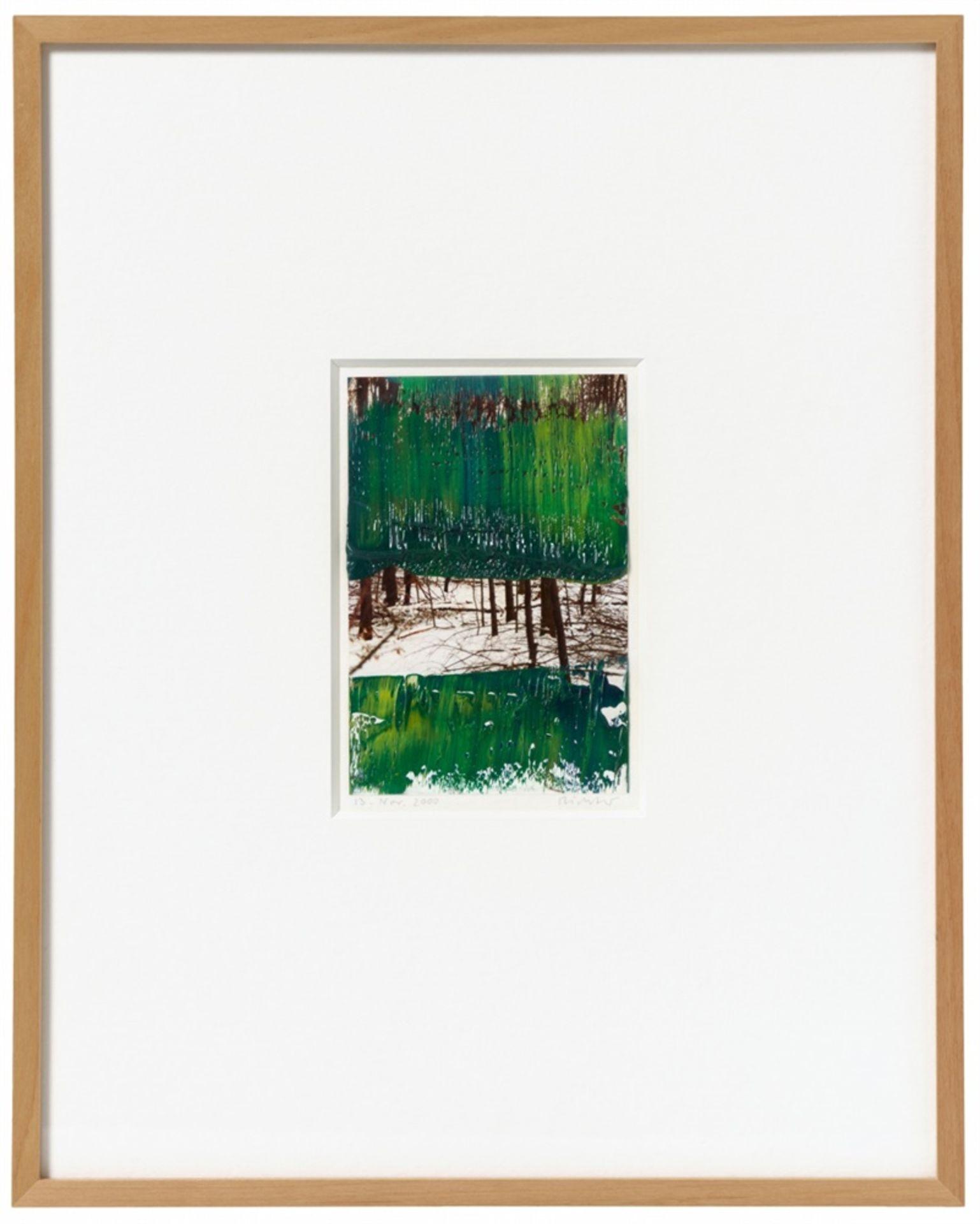 Gerhard Richter13. Nov. 2000 - Bild 2 aus 2