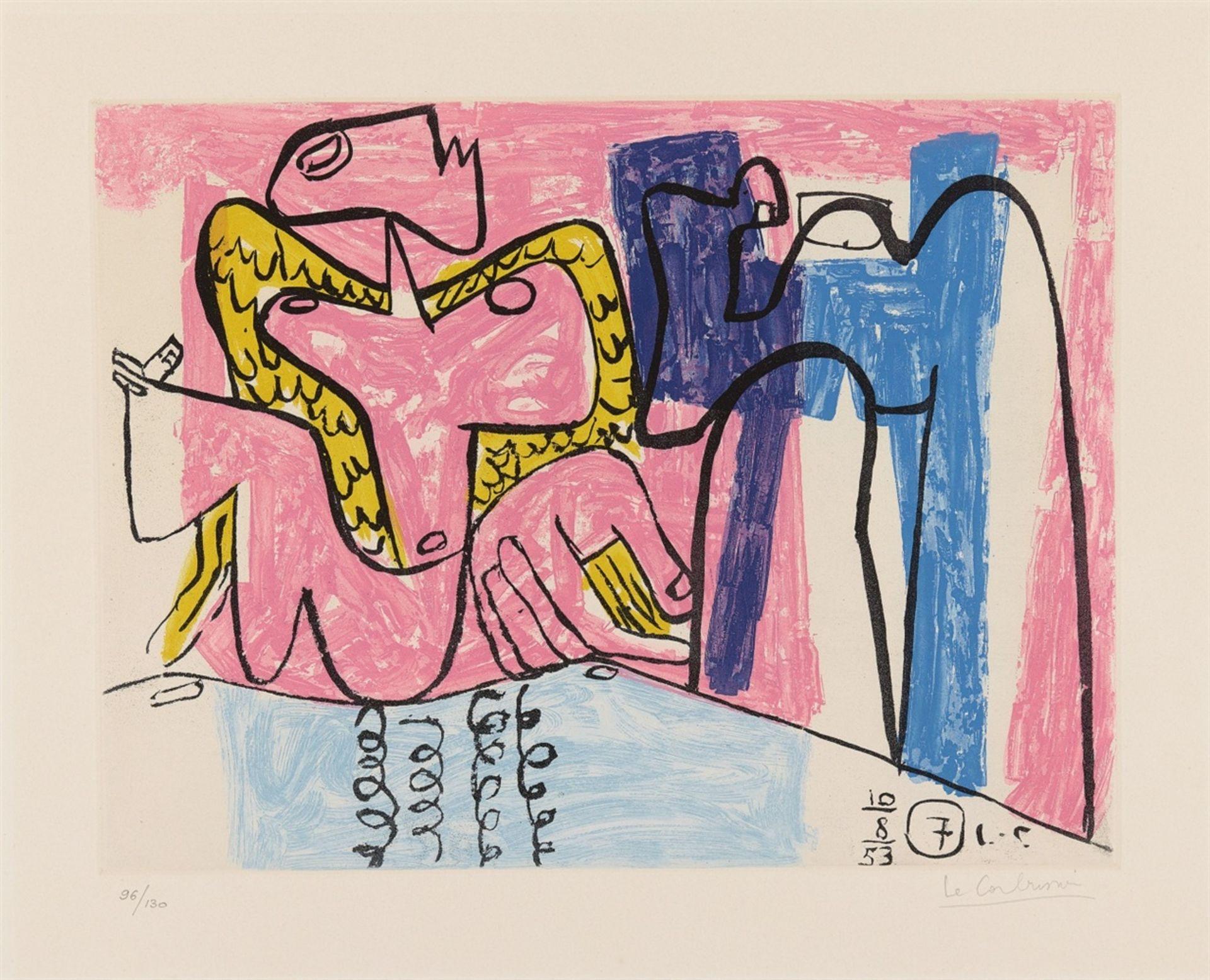 Le Corbusier (Charles-Édouard Jeanneret)Unité - Bild 25 aus 27