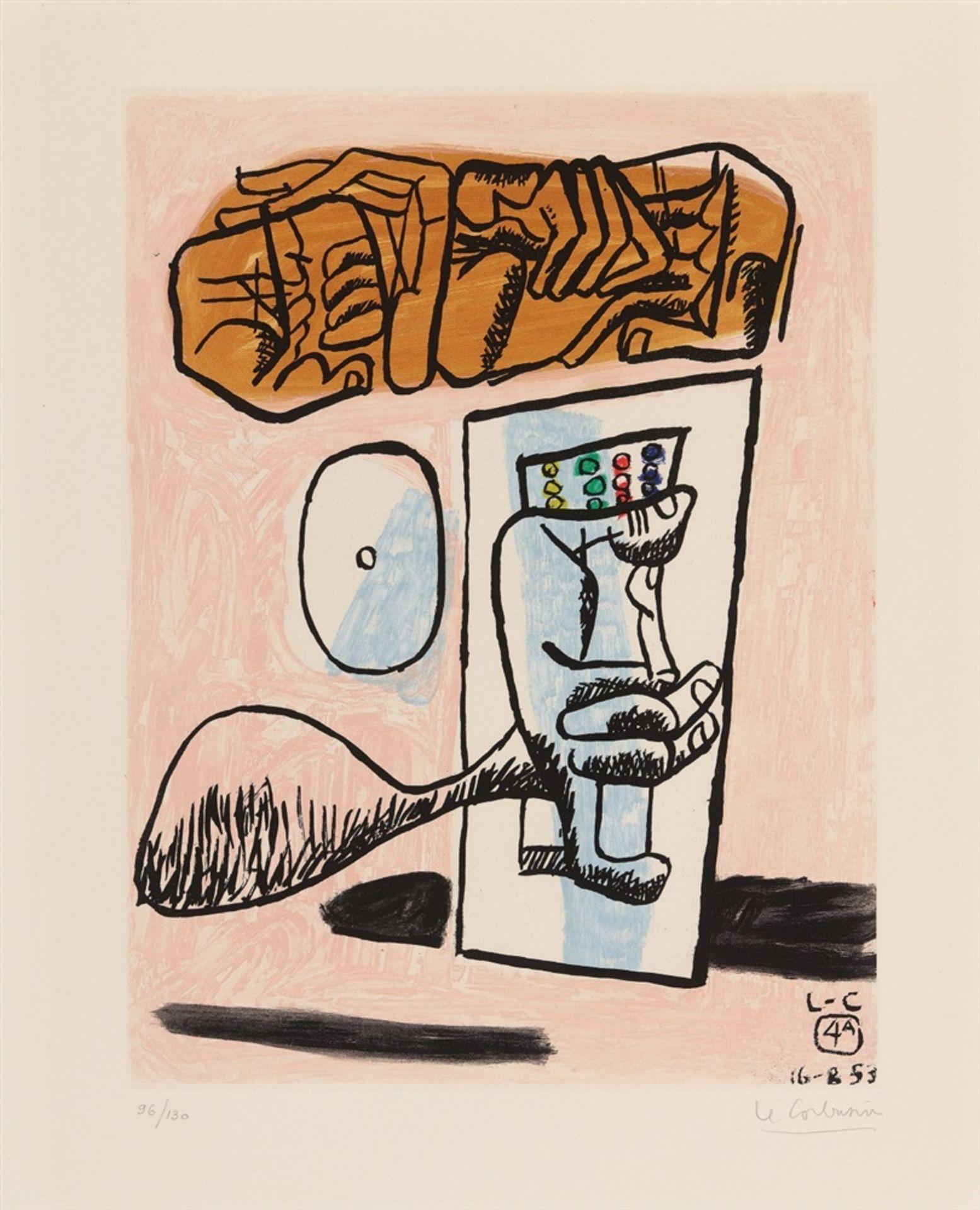 Le Corbusier (Charles-Édouard Jeanneret)Unité - Bild 23 aus 27