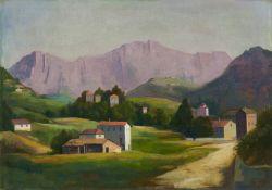 Karl HoferTessiner Landschaft
