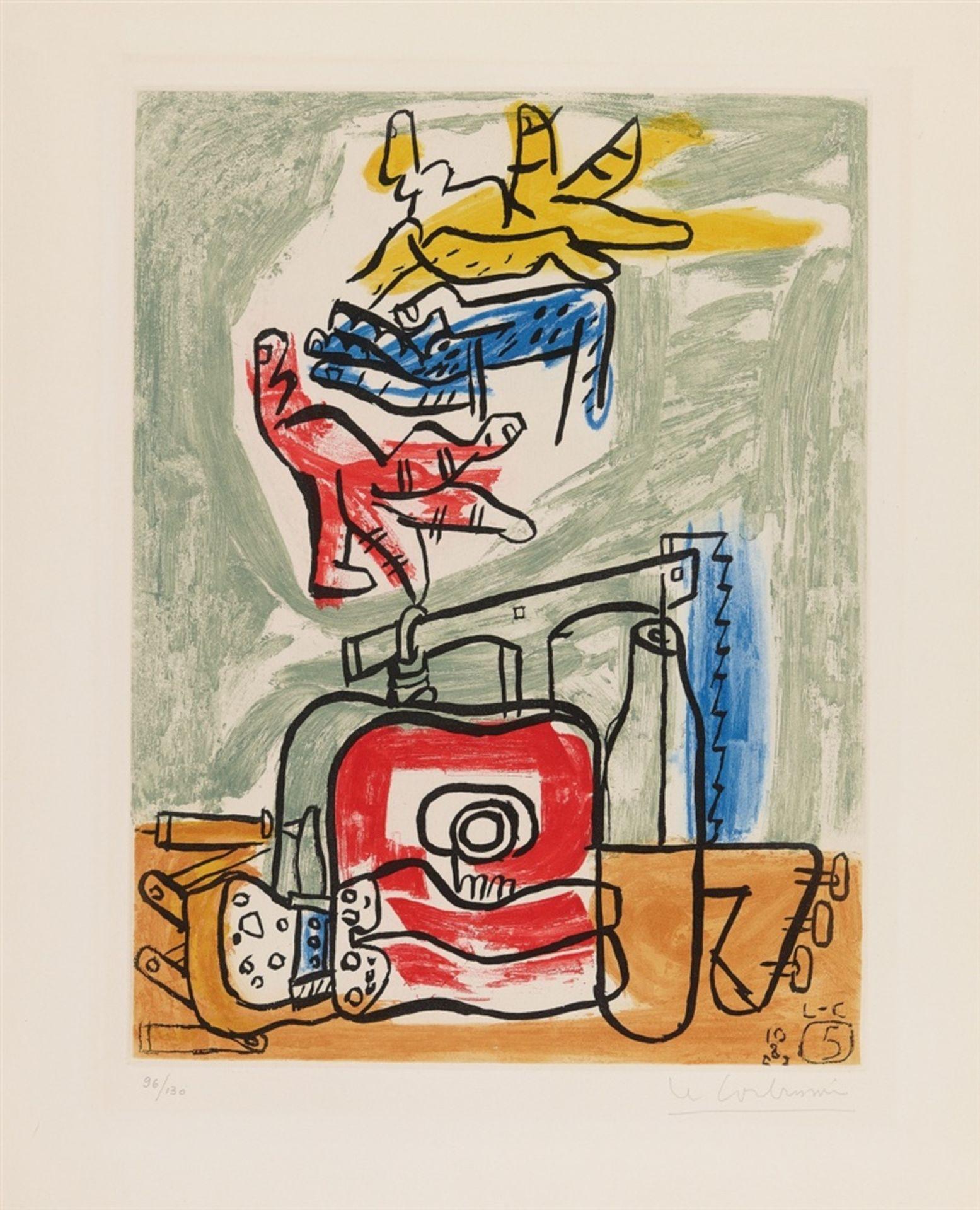 Le Corbusier (Charles-Édouard Jeanneret)Unité - Bild 5 aus 27