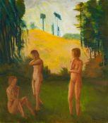 Erich HeckelFrauen im Wald