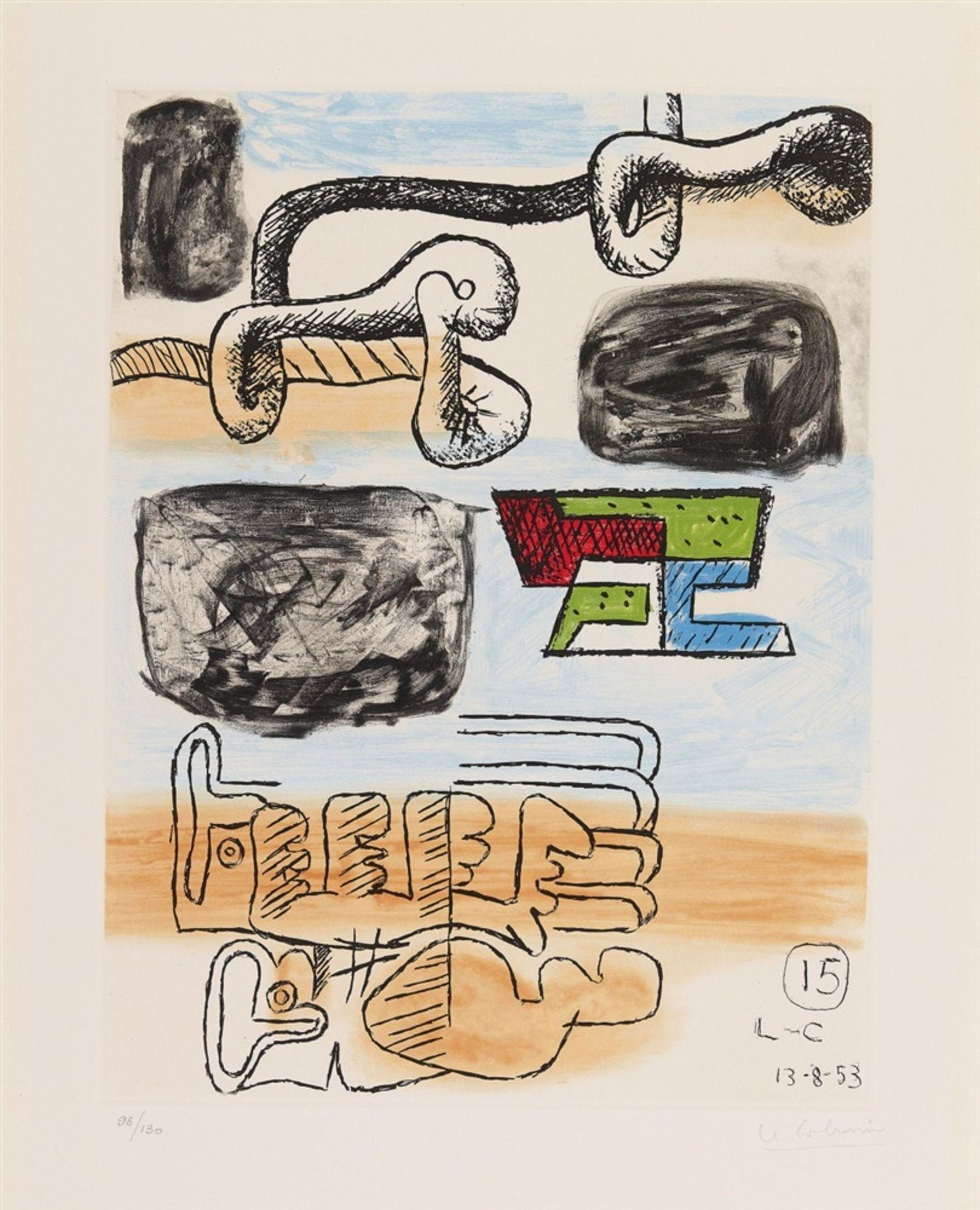 Le Corbusier (Charles-Édouard Jeanneret)Unité - Bild 10 aus 27