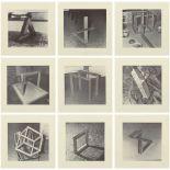 Gerhard RichterNeun Objekte