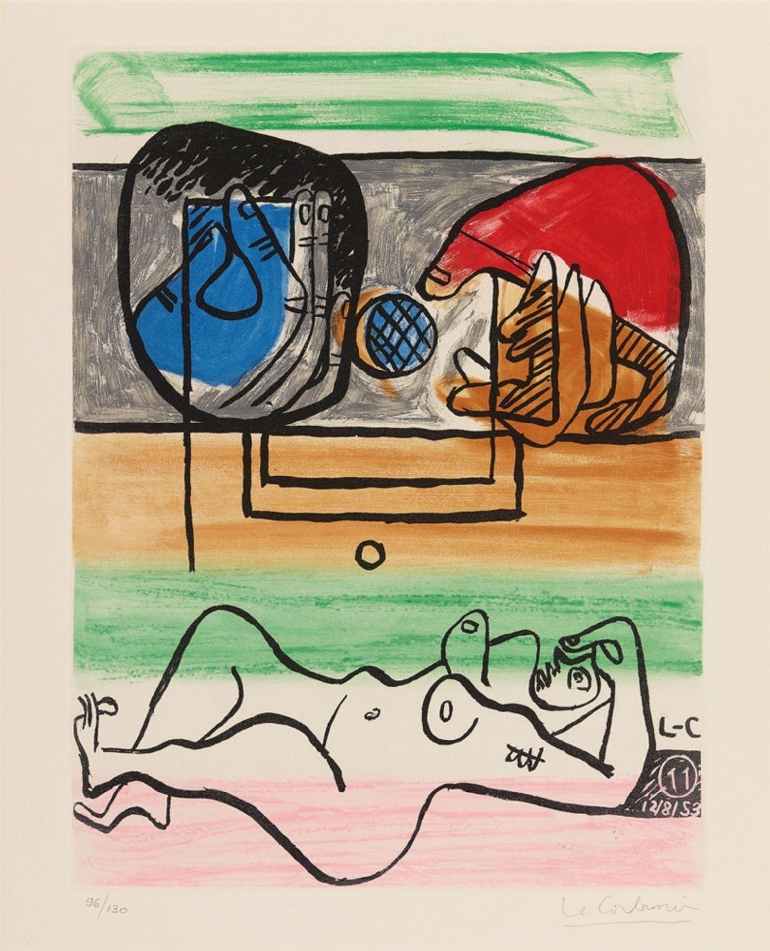 Le Corbusier (Charles-Édouard Jeanneret)Unité - Bild 21 aus 27