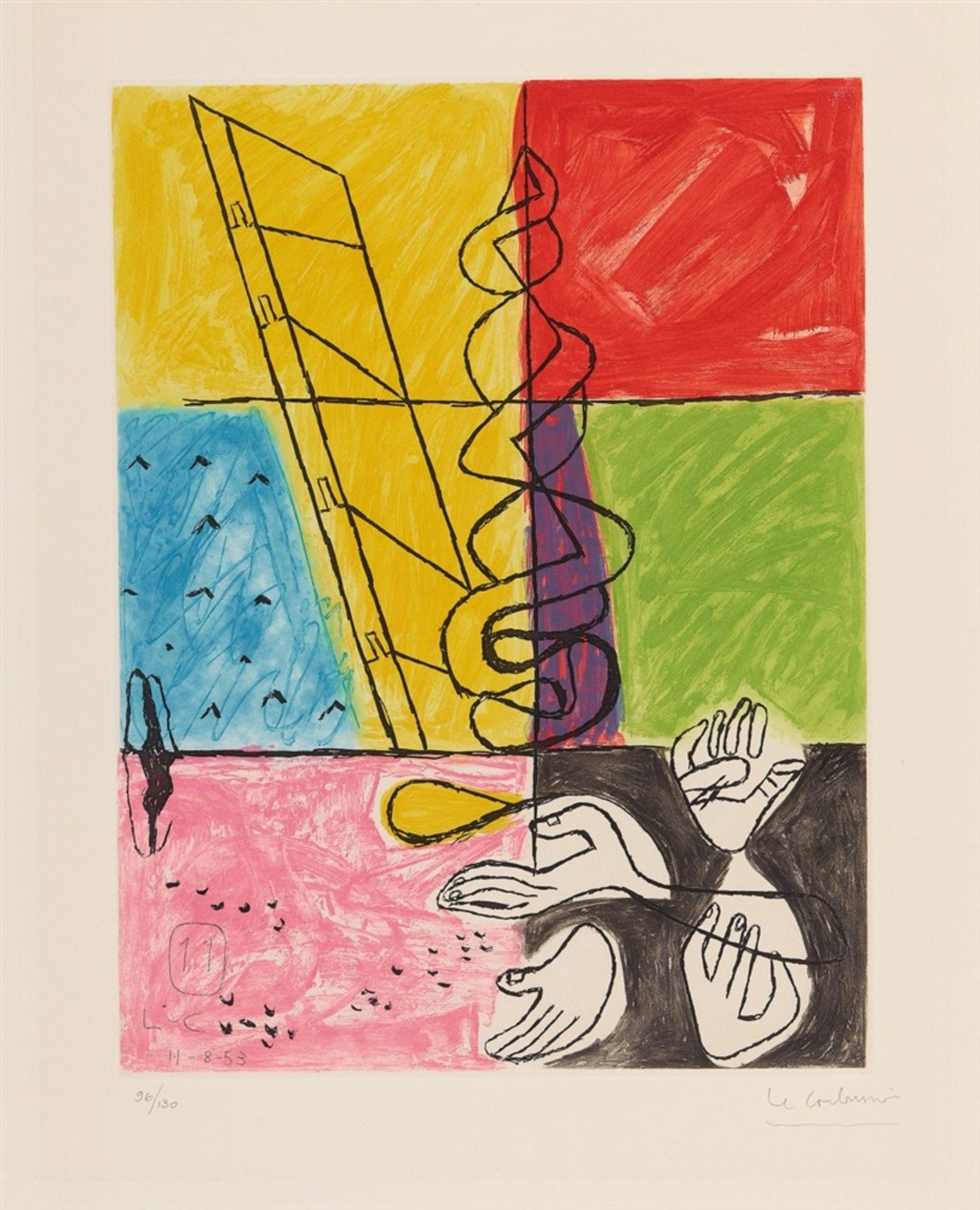 Le Corbusier (Charles-Édouard Jeanneret)Unité - Bild 18 aus 27