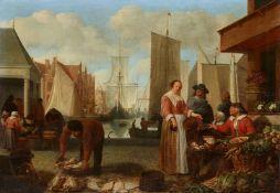 Hendrick Martensz SorghMarkt am Hafen
