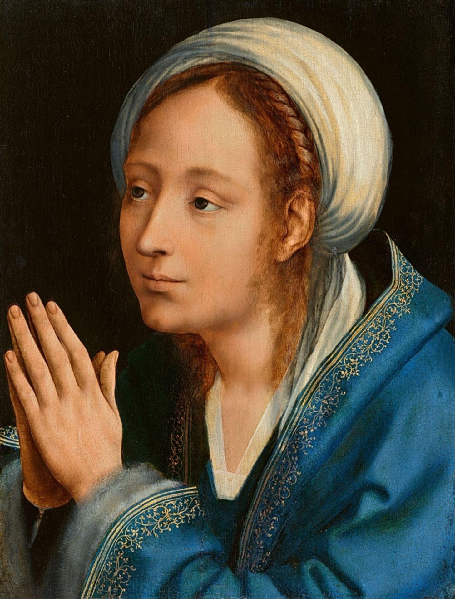 QUINTEN MASSYSBetende Maria