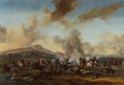 Philips WouwermanGefecht zwischen Kavallerie und Infanterie