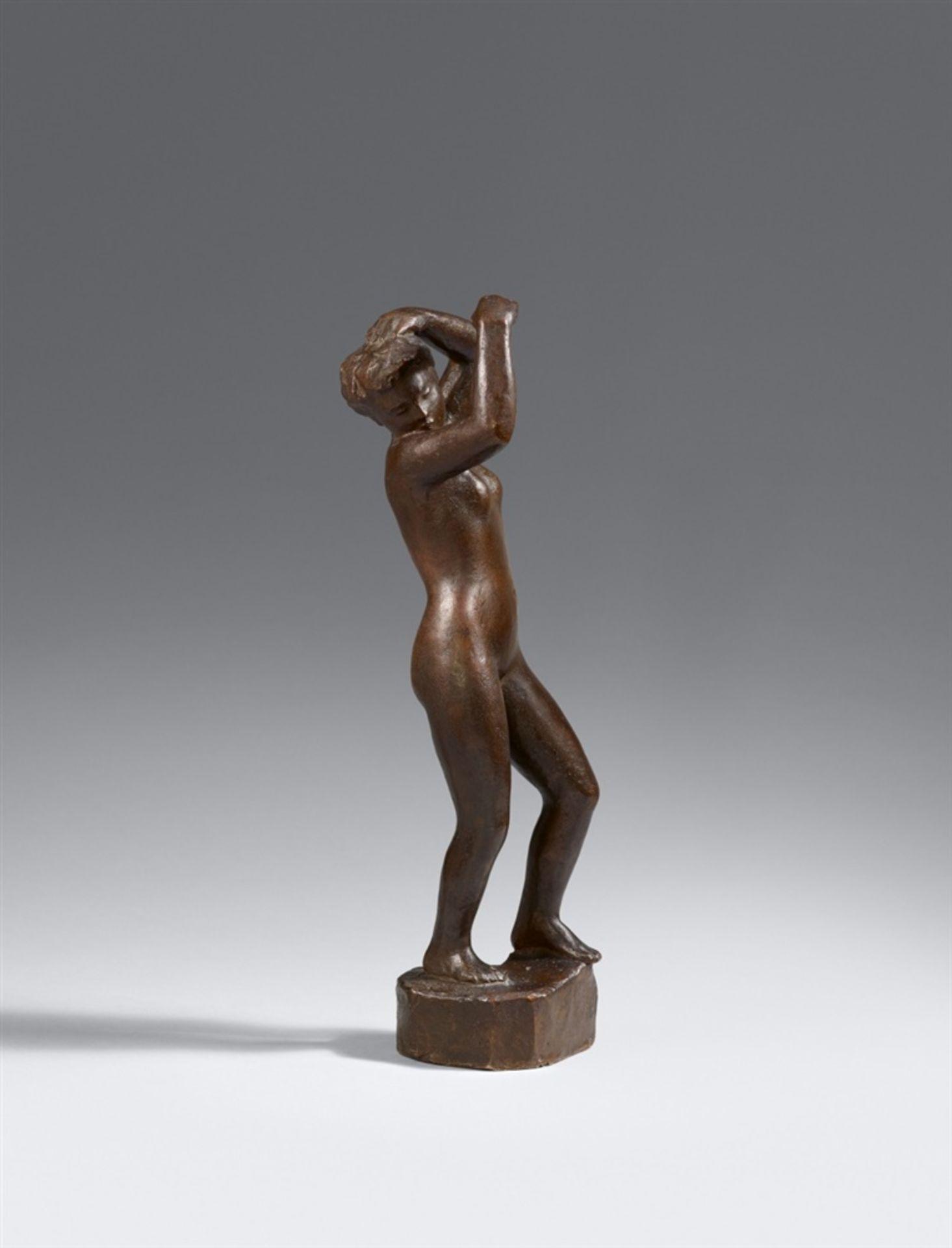 Georg KolbeStatuette 1 (Statuette mit erhobenen Armen)