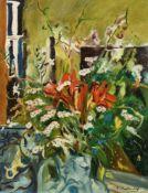 Franz HeckendorfStillleben mit Blumenstrauß