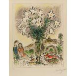 Marc ChagallLes Arums (Aronswurz)