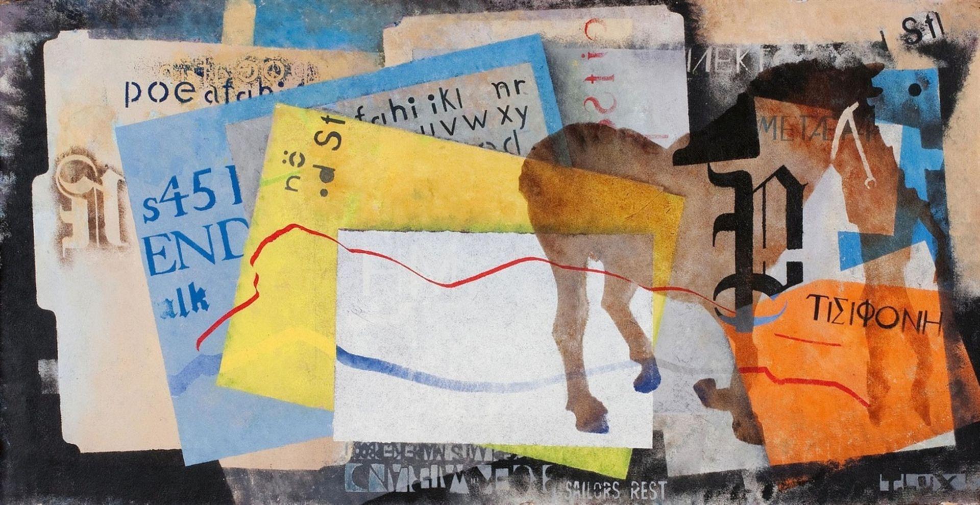 T. Lux FeiningerStudio Scraps I